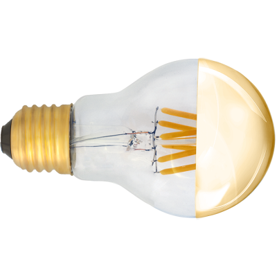 EiKo LED Filament Glühbirne 4W 420Lm KV Gold 2700K E27