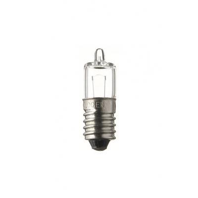 Halogenlampe 4V 500mA E10 9,3x31mm