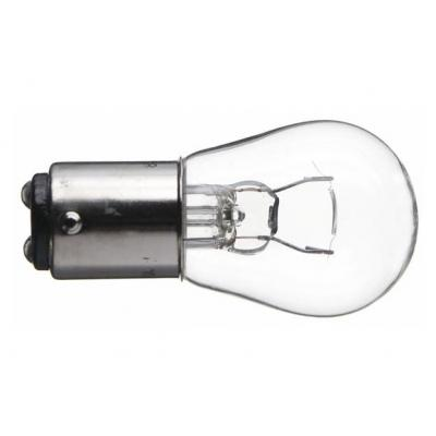 Kugellampe 12V 15W BA15d 25x45mm