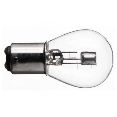 Moped Lampe 12V 15-15W Bax15d