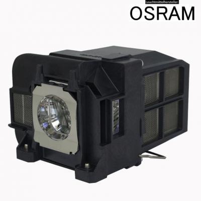HyBrid VIP - EP77 f. Epson ELPLP77 - Osram Lampe mit Gehäuse V13H010L77