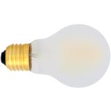 EiKo LED Filament Glühbirne 4W 420Lm Warmweiß 2700K E27 frosted-mattiert