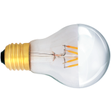 EiKo LED Filament Glühbirne 4W 420Lm KV Silber 2700K E27