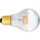 EiKo LED Filament Glühbirne 6W 620Lm KV Silber 2700K E27