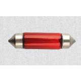 Soffite 24V 5W SV8.5 11x44mm Rot
