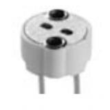 Sockel Fassung BuW961 Gx5.3 - Gy6.35