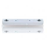 Fassung Linienlampe für Osram Linestra Ralina 35W S14s zwei Sockel weiß