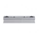 Fassung Linienlampe für Osram Linestra Ralina 35W S14s zwei Sockel silber